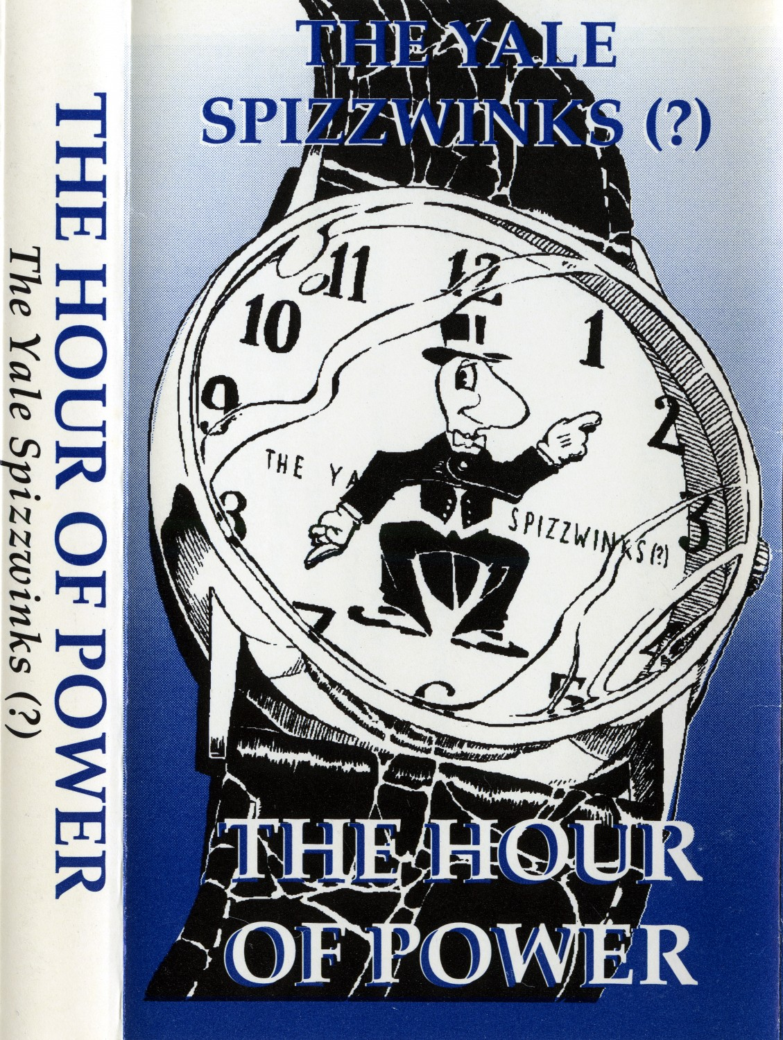1991 The Hour Of Power - outside spread