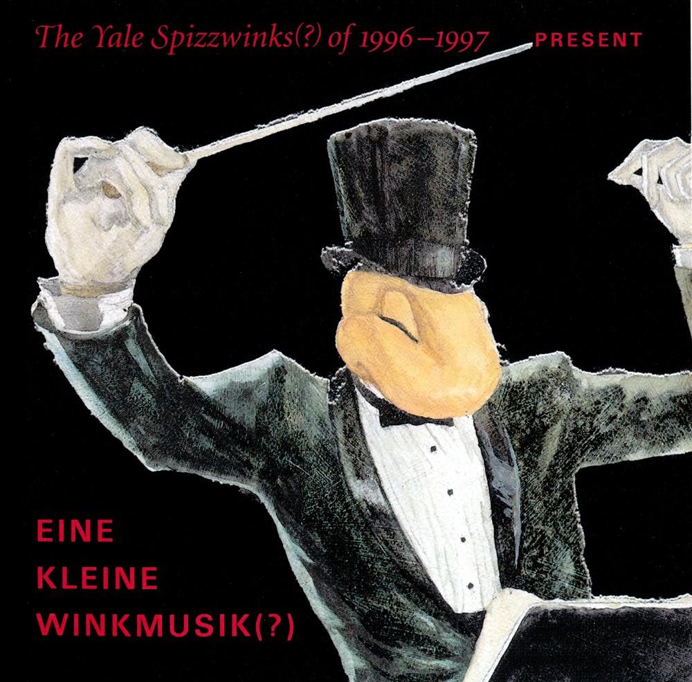 1997 Eine Kleine Winkmusik - booklet cover