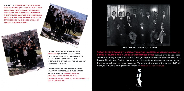 1997 Eine Kleine Winkmusik - booklet 5 and 6