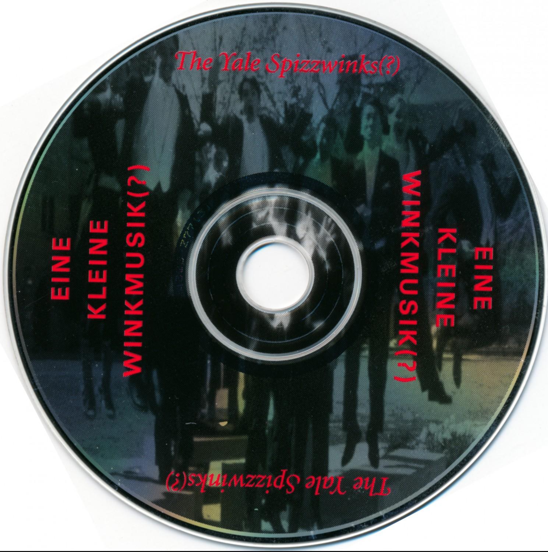 1997 Eine Kleine Winkmusik - disc