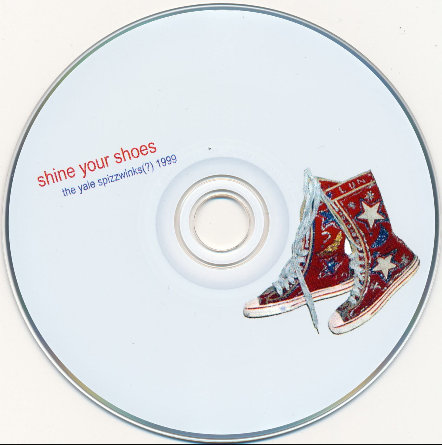 1999 Shine Your Shoes - disc