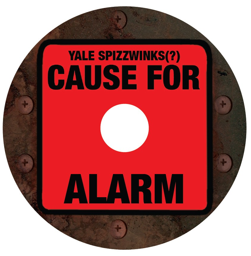2009 Cause for Alarm - disc