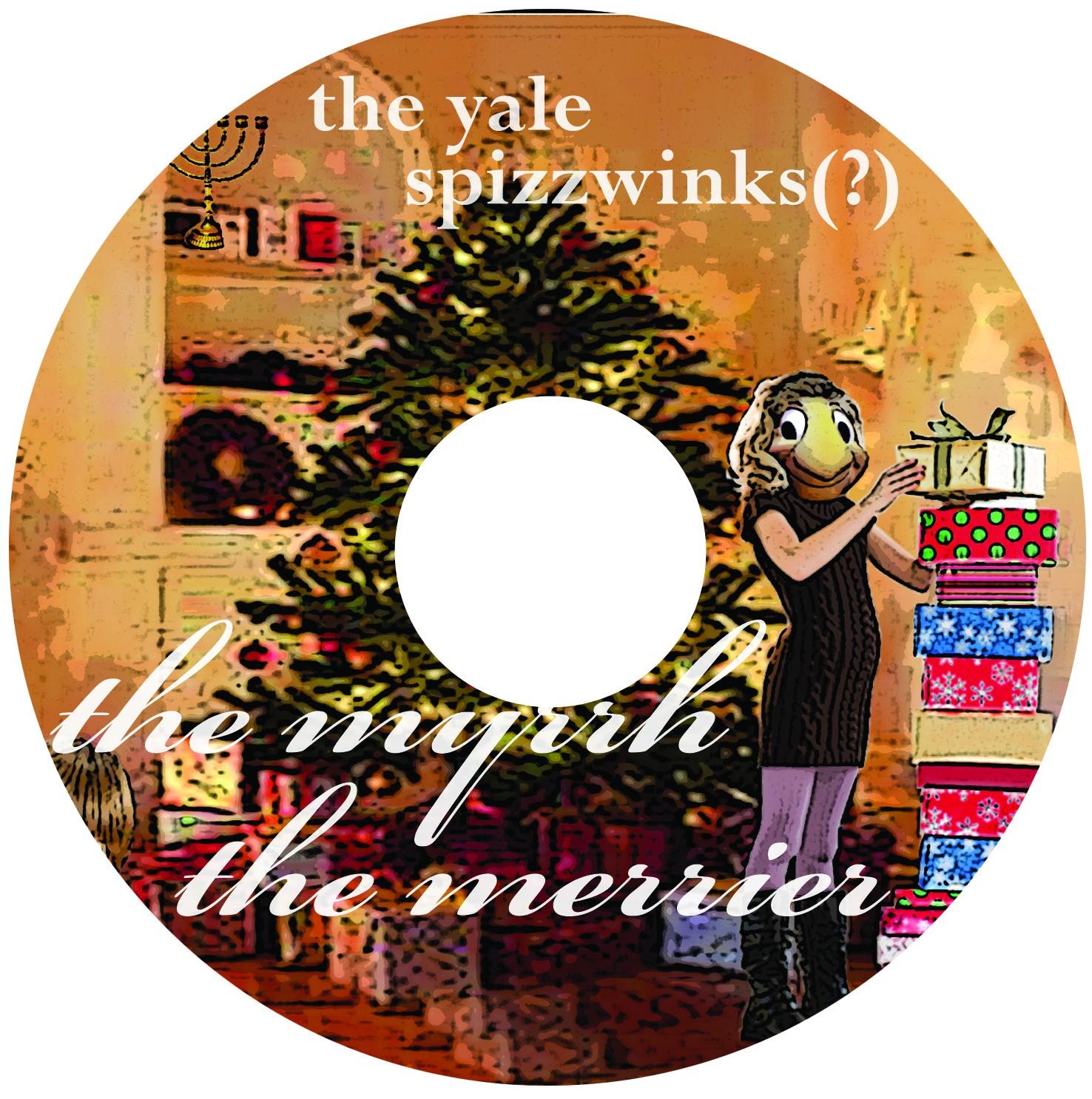 2010 The Myrrh the Merrier - disc