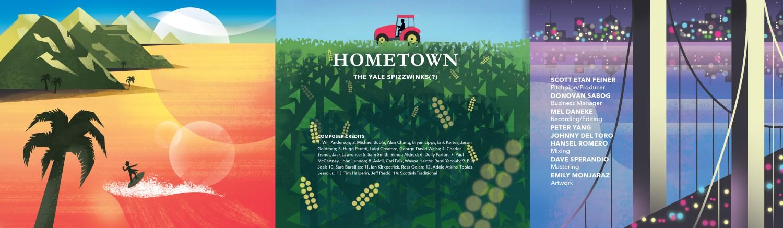 2017 Hometown - inside spread