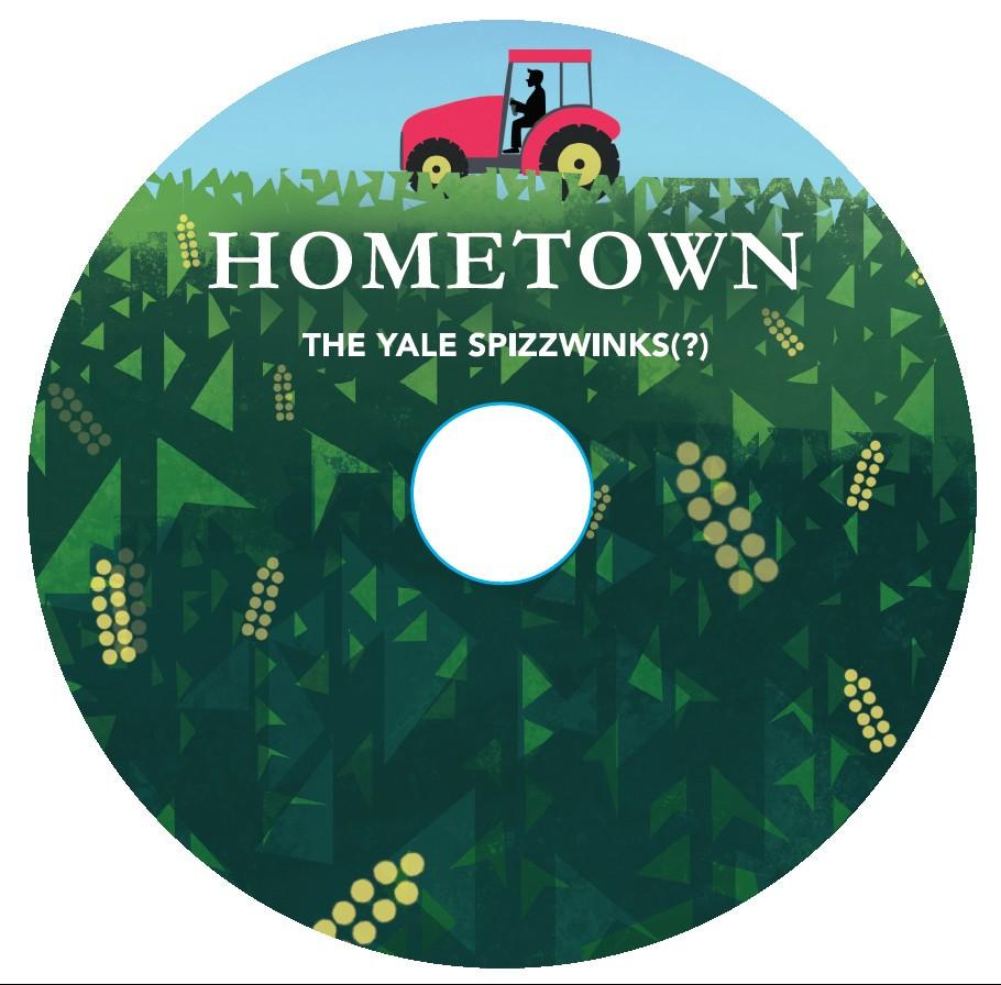 2017 Hometown - disc